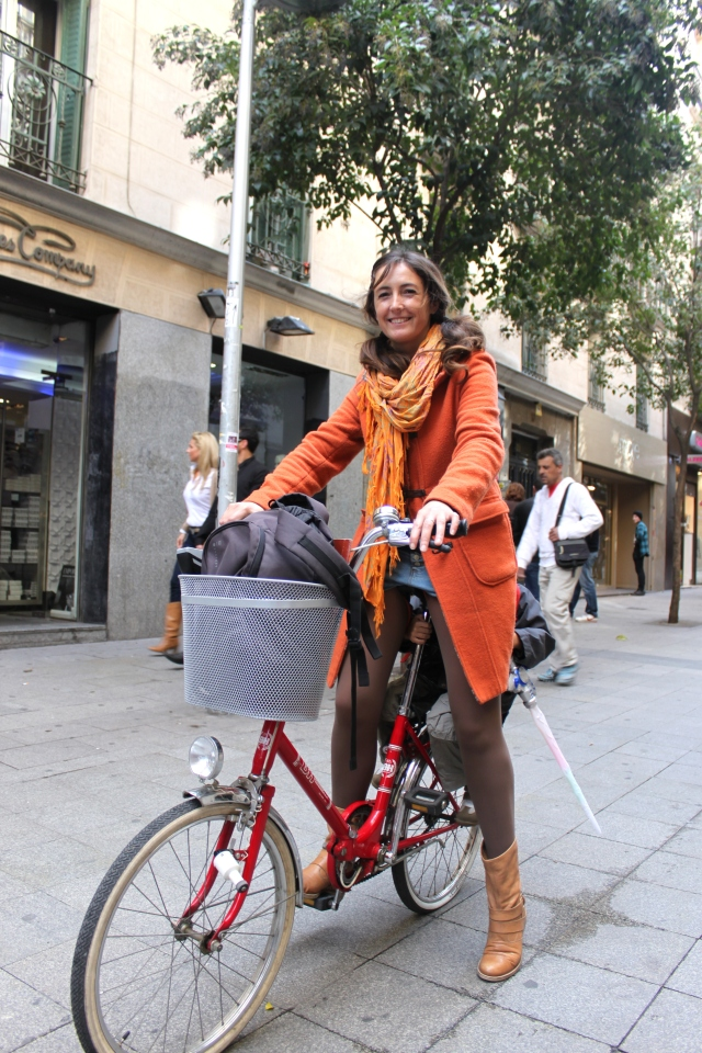 bicicleta moda fashion